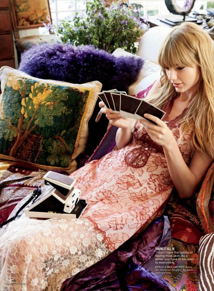 Taylor Swift: Glamour Magazine -03