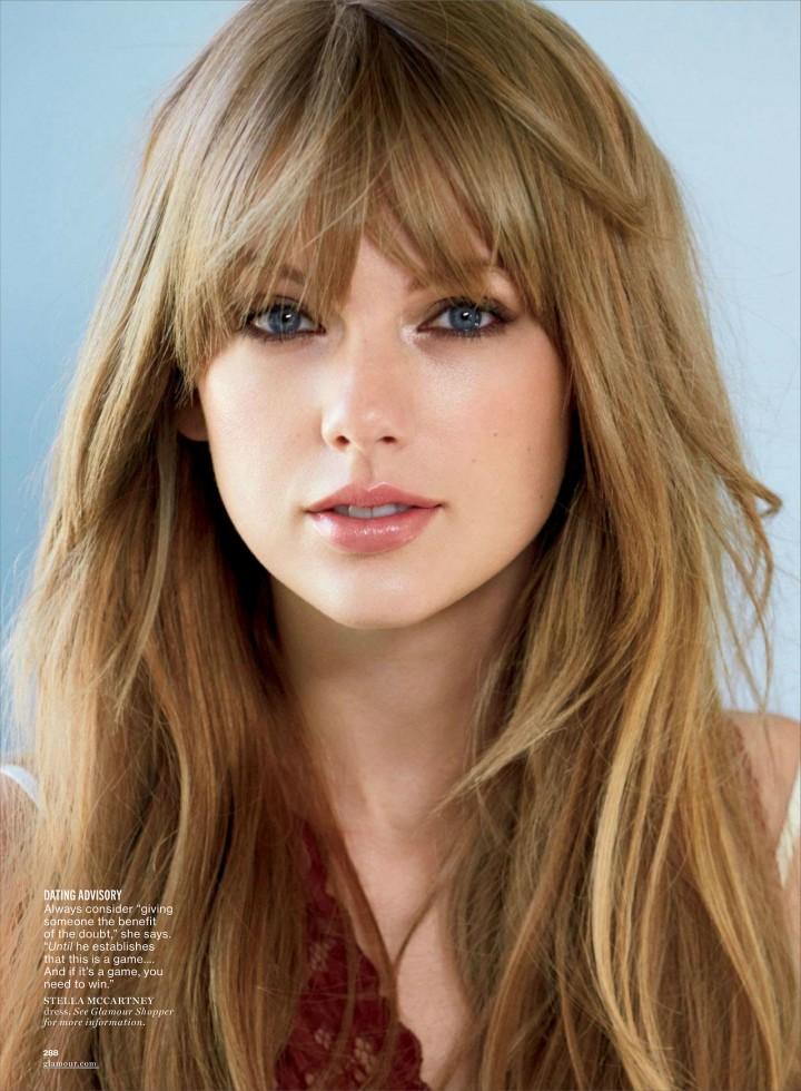 Taylor Swift: Glamour Magazine -04