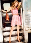 Taylor Swift for Glamour USA Magazine issue