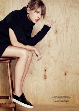 Taylor Swift - Harper's Bazaar Germany Magazine (November 2014) adds