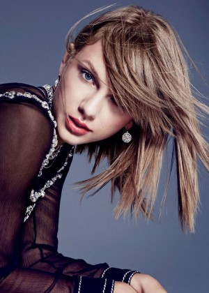 Taylor Swift - Harper's Bazaar Germany Magazine (November 2014)
