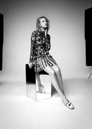 Taylor Swift - InStyle Australia Magazine (December 2014)