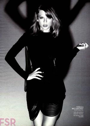 Taylor Swift - Instyle Magazine (November 2014) adds