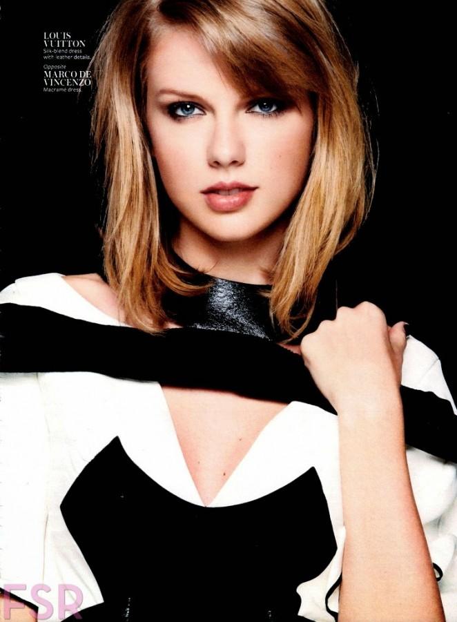 Taylor Swift Instyle Magazine 2014 10 Gotceleb