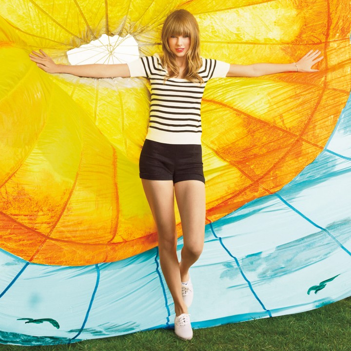 Taylor Swift: Keds Spring 2014 Campaign -01