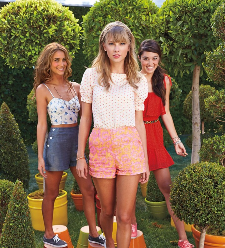 Taylor Swift: Keds Spring 2014 Campaign -02