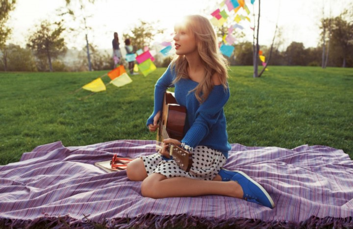 Taylor Swift: Keds Spring 2014 Campaign -04