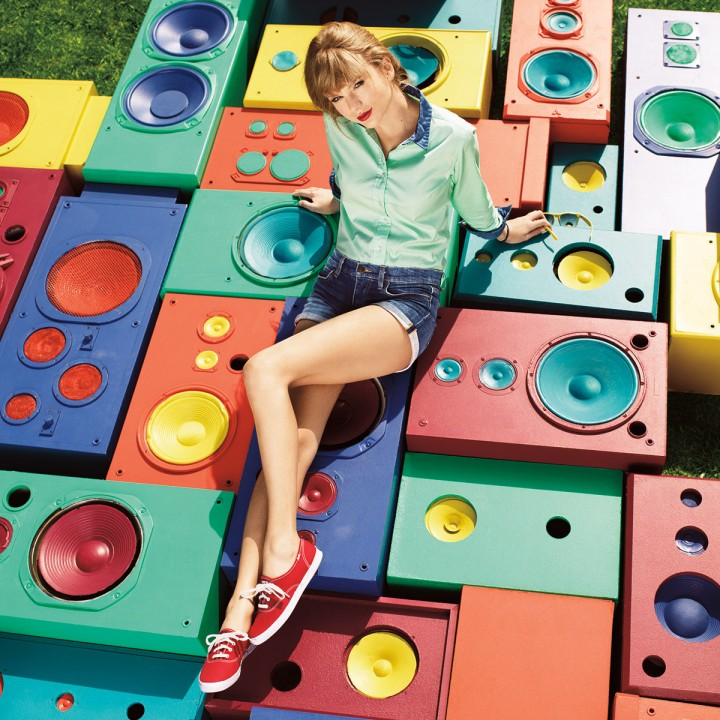 Taylor Swift: Keds Spring 2014 Campaign -06