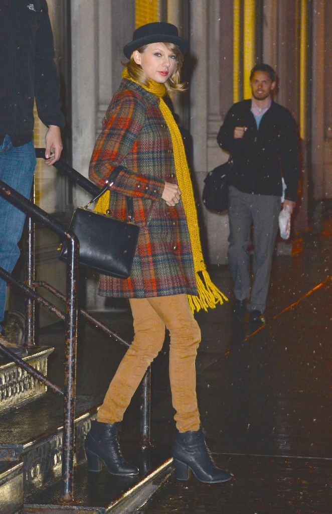 Taylor Swift Night Out in NYC -11