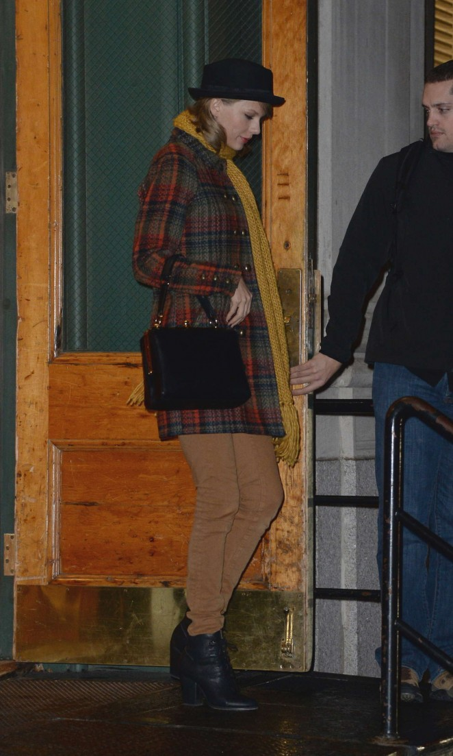 Taylor Swift Night Out in NYC -12