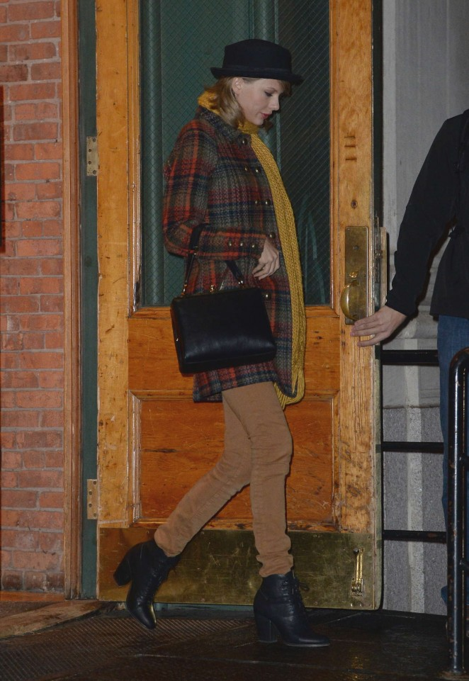 Taylor Swift Night Out in NYC -14