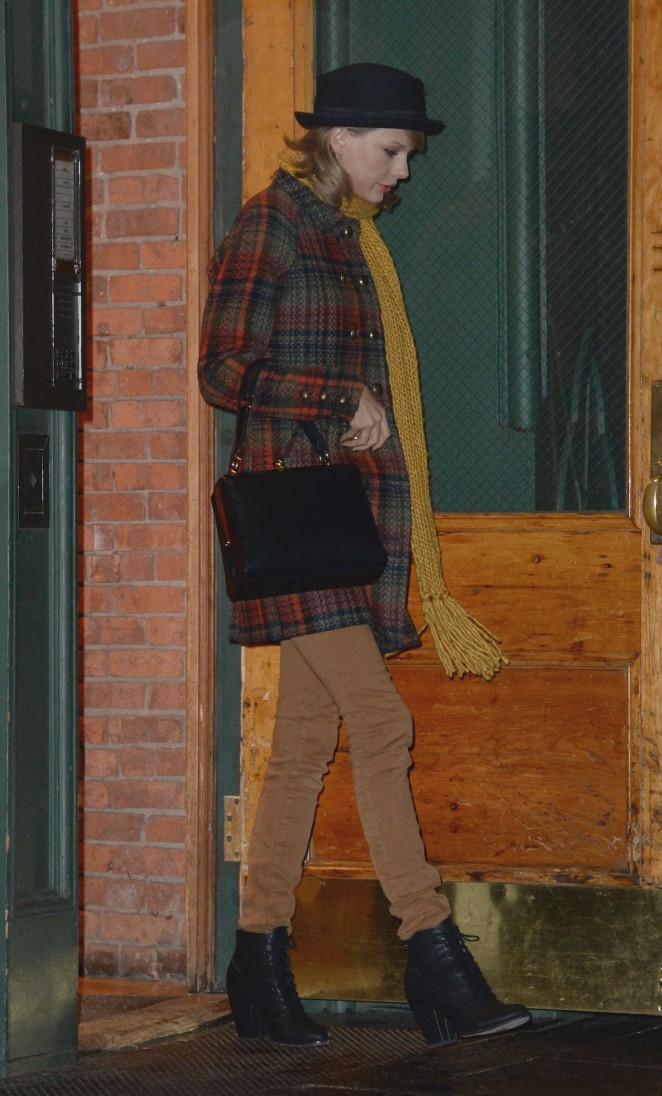 Taylor Swift Night Out in NYC -18