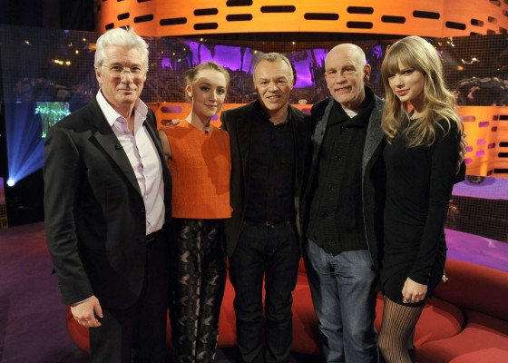 Taylor Swift on The Graham Norton Show -03