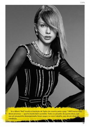 Taylor Swift - OpenMind Magazine (November 2014)