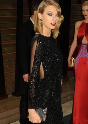 Taylor Swift: Oscar 2014 - Vanity Fair Party -02