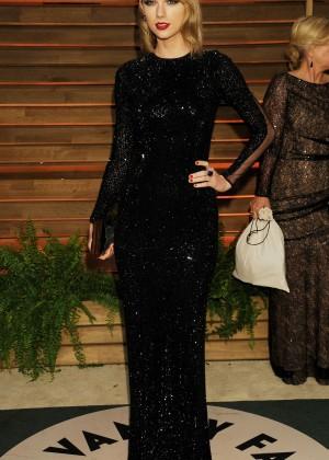 Taylor Swift: Oscar 2014 - Vanity Fair Party -03
