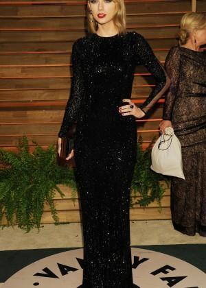 Taylor Swift: Oscar 2014 - Vanity Fair Party -04