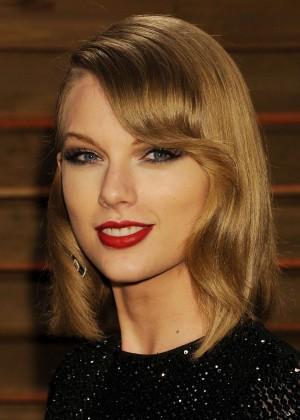Taylor Swift: Oscar 2014 - Vanity Fair Party -06