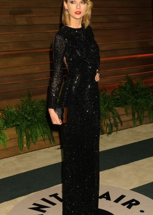 Taylor Swift: Oscar 2014 - Vanity Fair Party -08