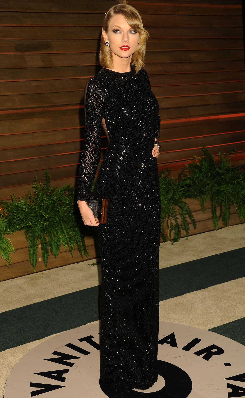 Taylor Swift Oscar 2014 Vanity Fair Party 08 Gotceleb