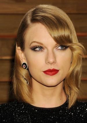 Taylor Swift: Oscar 2014 - Vanity Fair Party -09