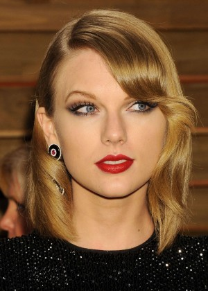 Taylor Swift: Oscar 2014 - Vanity Fair Party -11