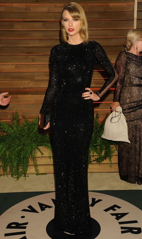 Taylor Swift: Oscar 2014 - Vanity Fair Party -12
