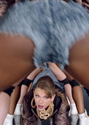 Taylor Swift: Shake It Off Music Video Stills-13
