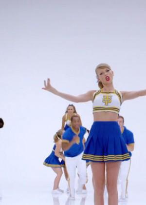 Taylor Swift: Shake It Off Music Video Stills-21