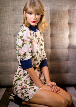 Taylor Swift - Photoshoot for The Sunday Times 2014