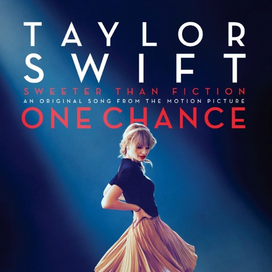 Taylor Swift: Sweeter Than Fiction Single Cover -01
