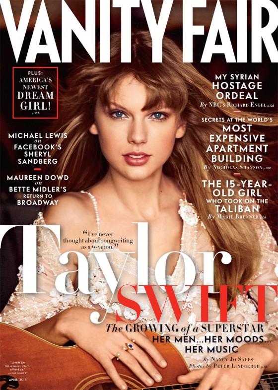 Taylor Swift - Vanity Fair 2013 -07
