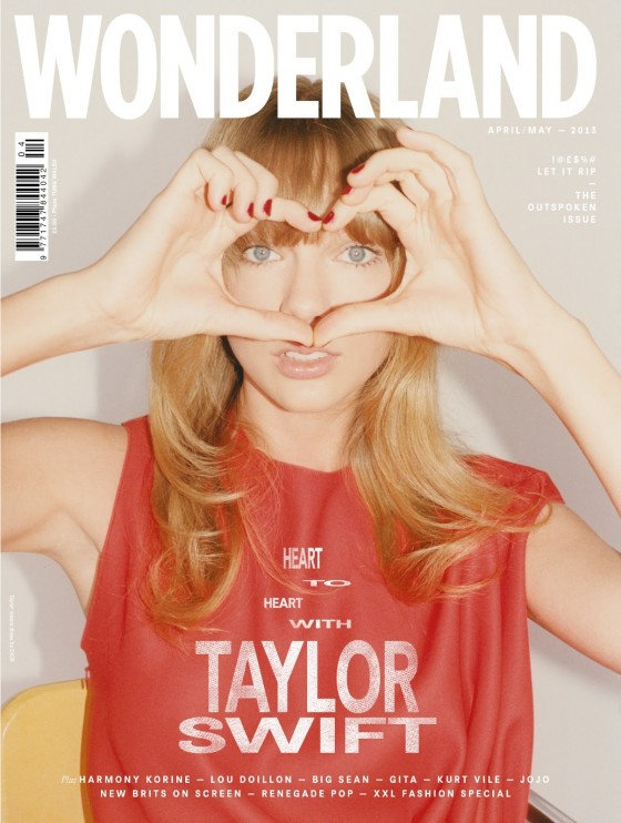 Taylor Swift – Wonderland Magazine -03