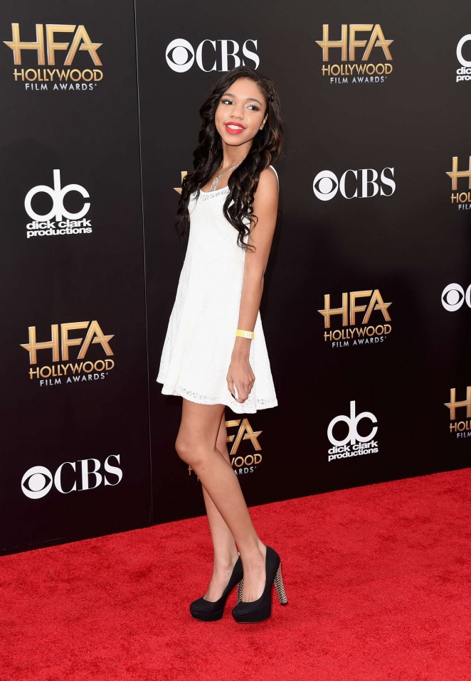 Teala Dunn - 18th Annual Hollywood Film Awards