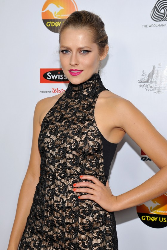Teresa Palmer - 2013 G'Day USA Black Tie Gala in Los Angeles