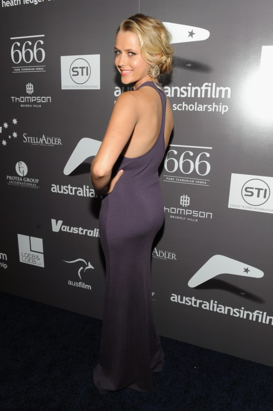 Teresa Palmer at Aus in Films 2011 Breakthrough Awards-06