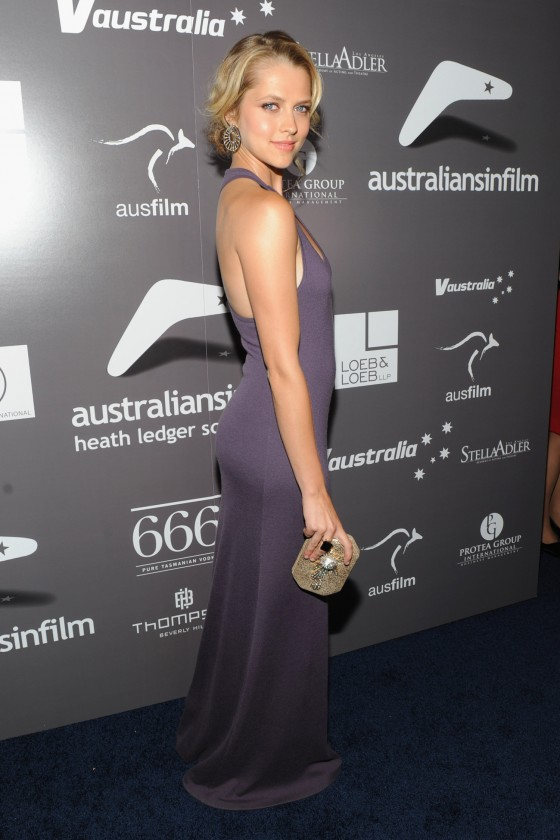 Teresa Palmer at Aus in Films 2011 Breakthrough Awards-07