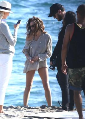 Teresa Palmer Hot Bikini: Malibu 2014 -05