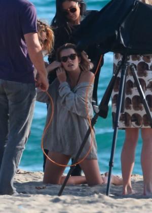 Teresa Palmer Hot Bikini: Malibu 2014 -23