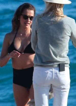 Teresa Palmer Hot Bikini: Malibu 2014 -29