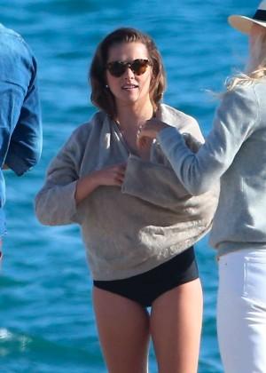 Teresa Palmer Hot Bikini: Malibu 2014 -39