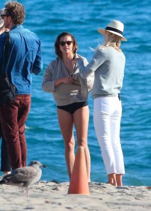 Teresa Palmer Hot Bikini: Malibu 2014 -44