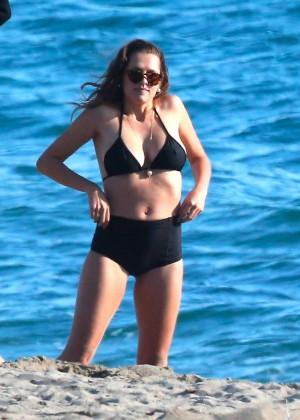 Teresa Palmer Hot Bikini: Malibu 2014 -47