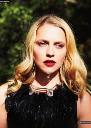 Teresa Palmer - Malibu Magazine (June/July 2014)