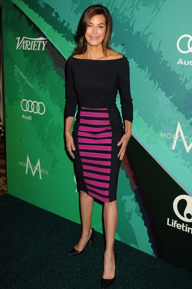 Teri Hatcher at 2014 Variety Power of Women