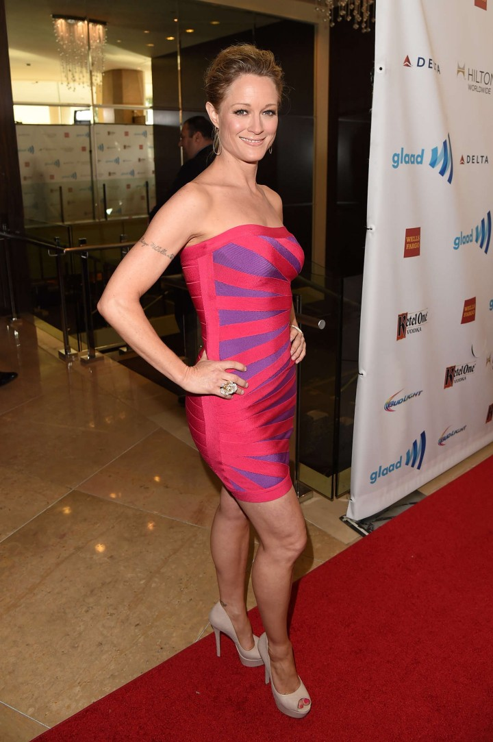 Teri Polo: 2014 GLAAD Media Awards -03