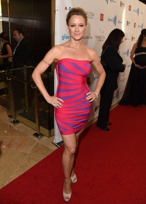 Teri Polo: 2014 GLAAD Media Awards -05