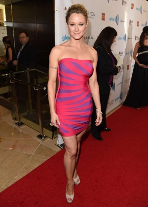 Teri Polo: 2014 GLAAD Media Awards -06
