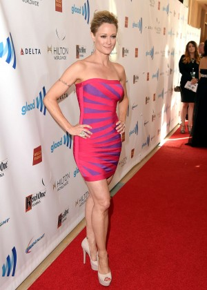 Teri Polo: 2014 GLAAD Media Awards -07