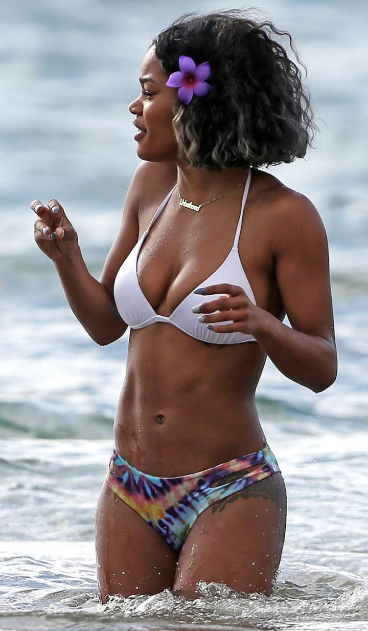 Bikini Teyana Taylor nudes (44 photo), Sexy, Paparazzi, Twitter, braless 2015